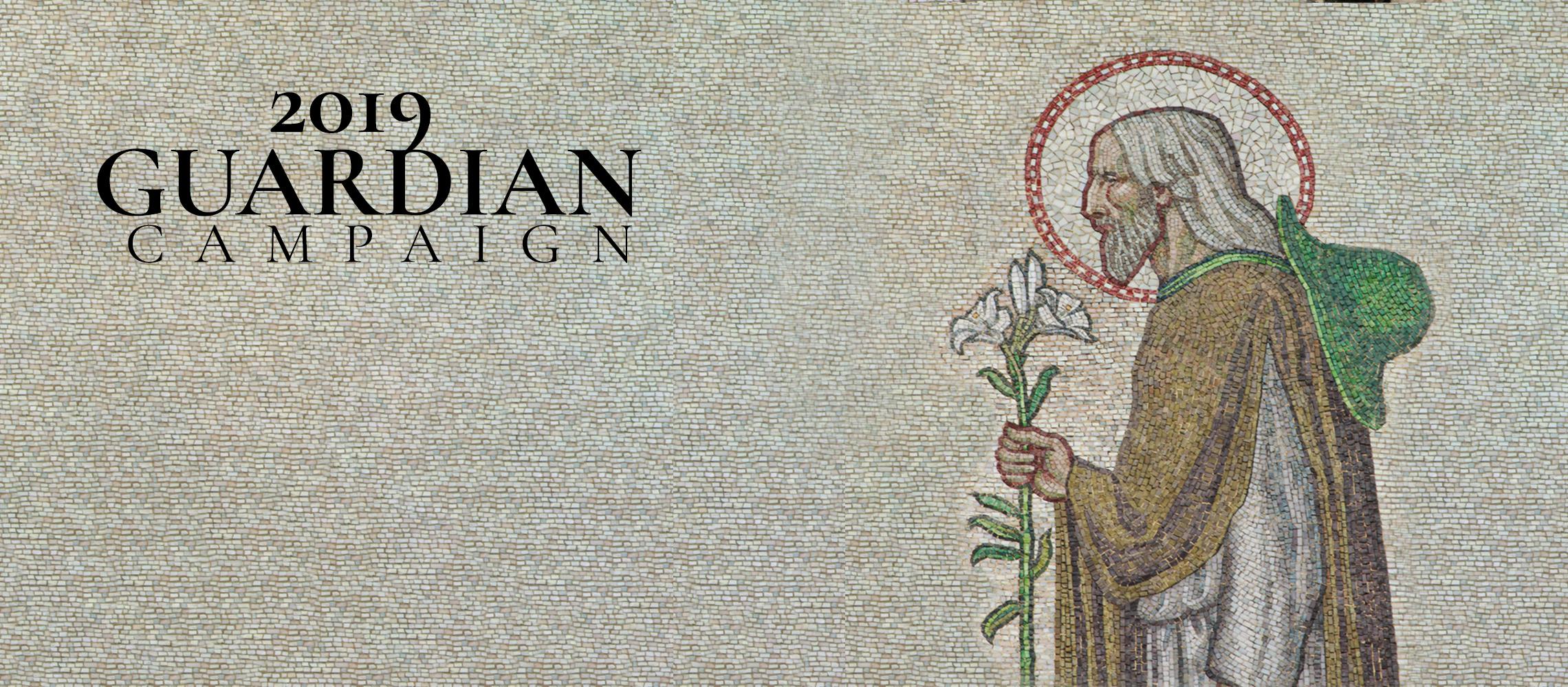 St. Joseph's Guardian Campaign